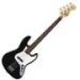 Fender SQUIER AFFINITY JAZZ BASS RW BK