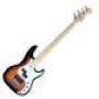 Fender AMERICAN DELUXE PRECISION BASS RW AM